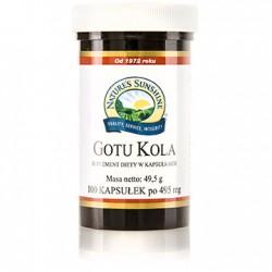 Gotu Kola (100 kaps.)
