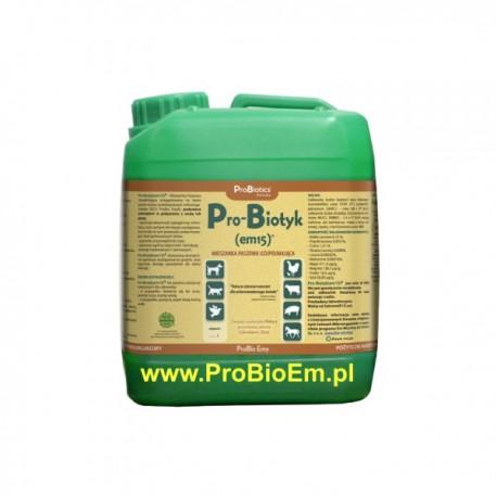 Pro-Biotyk (em 15) 5 litrów
