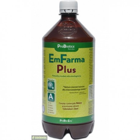 EmFarma Plus - butelka 1 litr