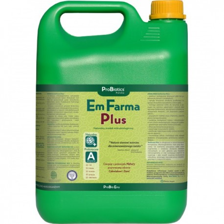 EmFarma Plus kanister 5 litrów