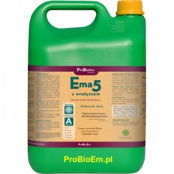 Ema5 z wrotyczem - kanister 5 litrów
