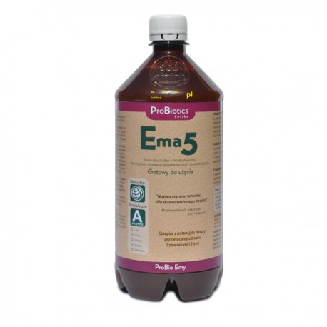 Ema5 - butelka 0,2 litra