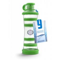 Butelka Informacyjna i9 CHAKRA – szkło borokrzemowe