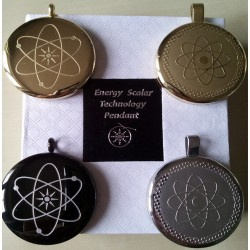 Medalion Bioenergii Energy Scalar Technology Pendant